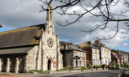 St Paul's church, Dover